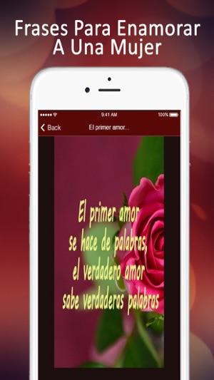 Frases Para Enamorar A Una Mujer Hermosa On The App Store