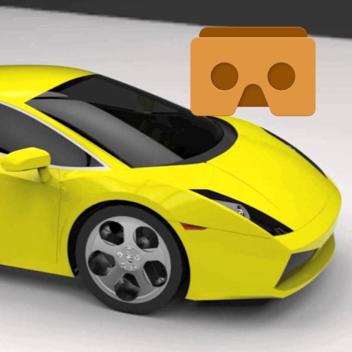 VR Car Driving Simulator with Google Cardboard
