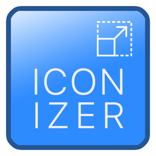 Iconizer - App Icon Resizer