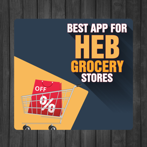 Best App for HEB Grocery Stores app