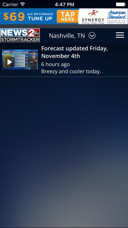 WKRN WX - News 2 StormTracker Nashville weather screenshot-4