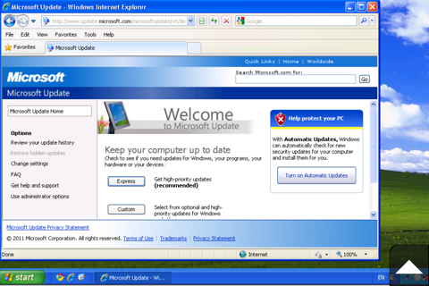 Screenshot of Remote Desktop - RDP Lite