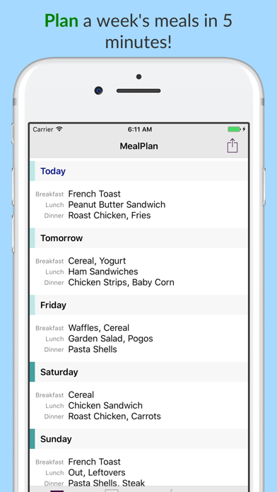 download MealPlan+ indir ücretsiz - windows 8 , 7 veya 10 and Mac Download now