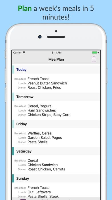download MealPlan+ indir ücretsiz - windows 8 , 7 veya 10 and Mac Download now