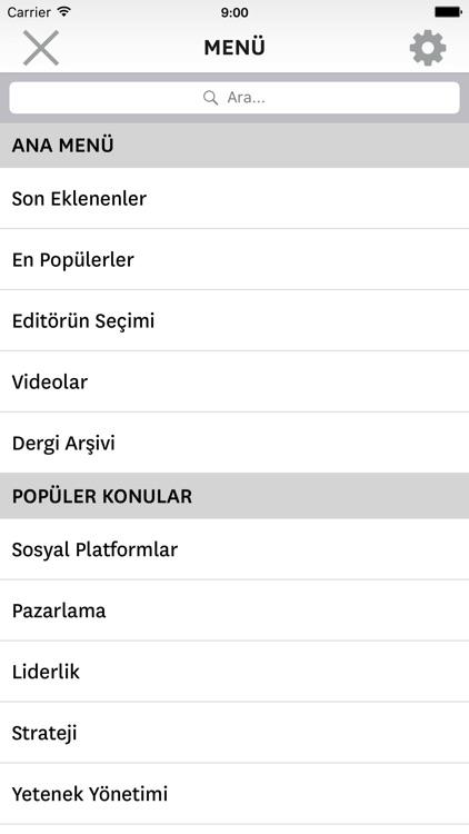 HBR Türkiye screenshot-3