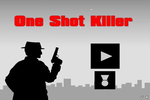 One Shot Killer - náhled