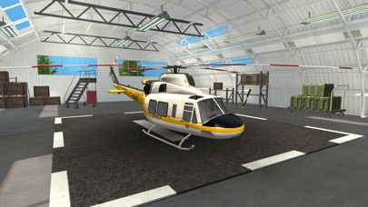 Helicopter Rescue Simulator App 截图