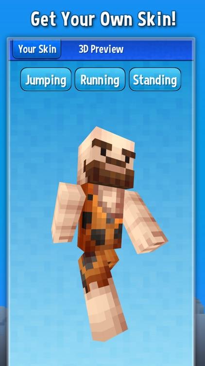Boy Skins For Minecraft - Boys Minecraft Skins screenshot-3