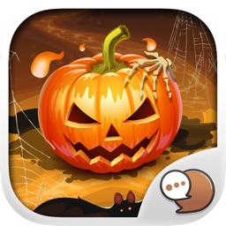 Halloween Stickers Keyboard for iMessage ChatStick