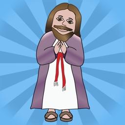 Jesus Emoji Christian Sticker App