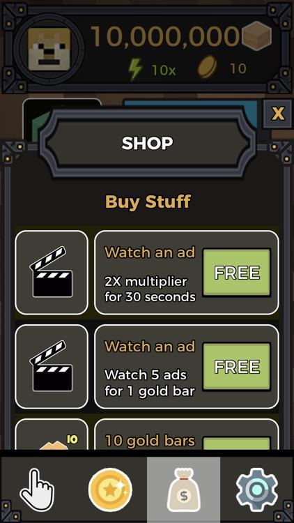 Block Clicker - Idle Clicker Game screenshot-4