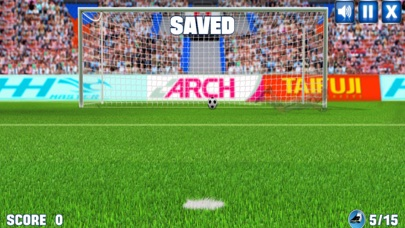 Convert Penalty Kicks In To Goal - Kids Game