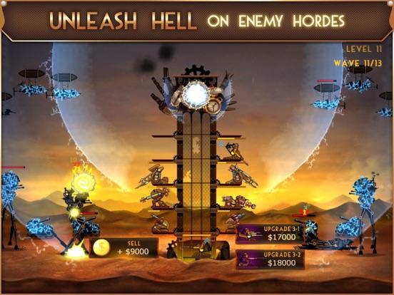 Скачать игру Steampunk Tower
