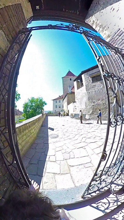 VR Prague Castle Walk Virtual Reality 360