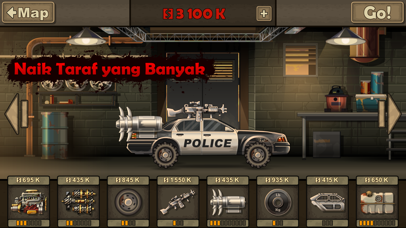 Screenshot for Earn to Die 2 in Malaysia App Store