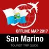 圣马力诺 旅游指南+离线地图