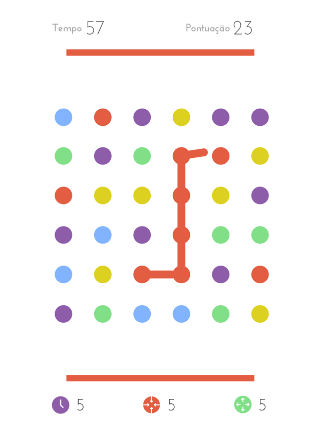 ‎Dots: A Game About Connecting Screenshot