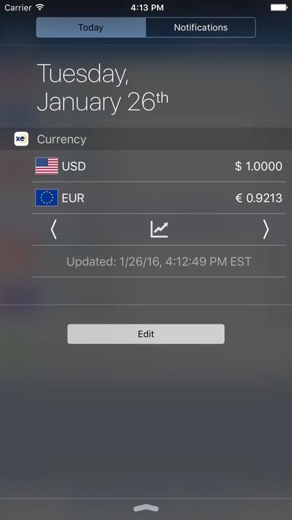 XE Currency Pro screenshot-3