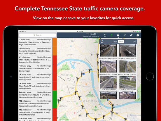 Tennessee Roads Traffic App Price Drops