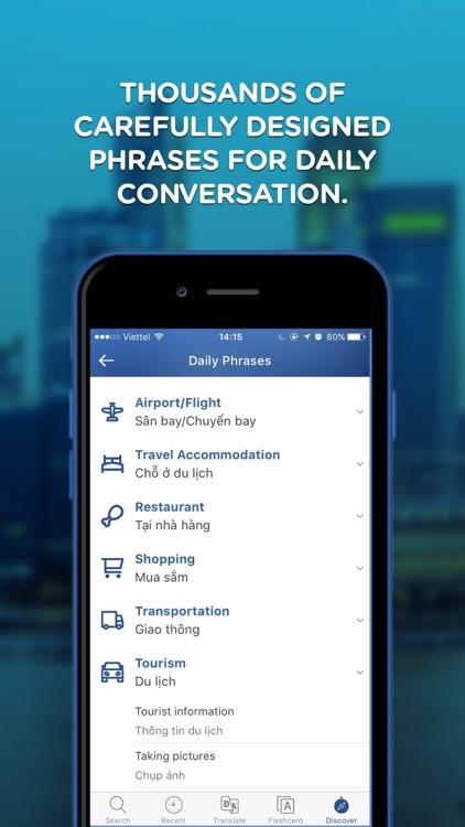 Vietnamese Dictionary Pro - Từ Điển Anh Việt screenshot-4