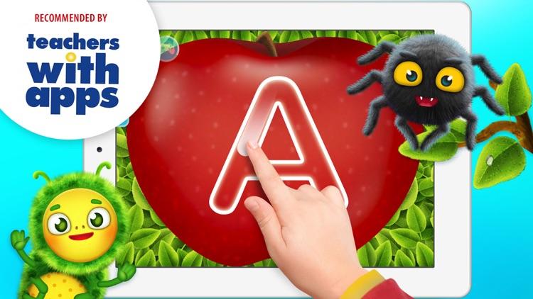 Yum-Yum Letters: handwriting for kids, abc tracing