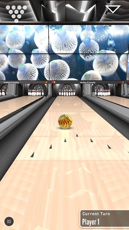 Bowling 3D Master FREE screenshot-3