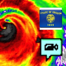 Oregon NOAA Radar with Traffic Cameras 3D