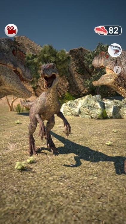 Talking Raptor : My Pet Dinosaur screenshot-3
