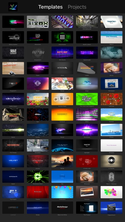 IntroMate - Video Intro Maker screenshot-4