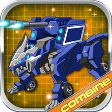 Activities of Slash Lion: TransMonster - Robot Build and Fight