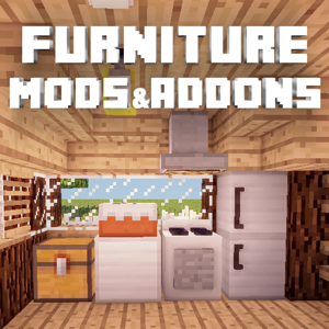Furniture Add ons for Minecraft PE: Pocked Edition app