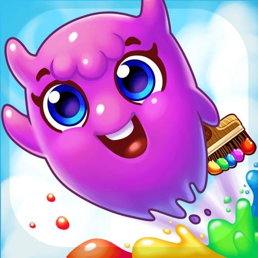 Paint Monsters iOS App
