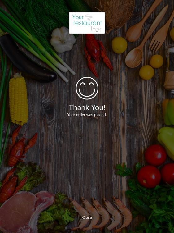 nuMenu - Restaurant Management screenshot-4