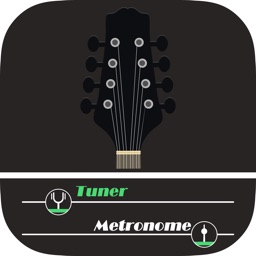 Mandolin tuner and metronome - best tuner & m app