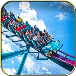 Roller Coaster Simulator Hill Climb