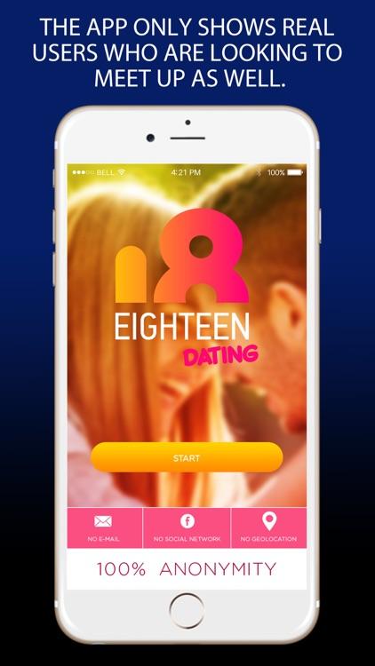 18 Dating - meet me online
