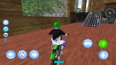 Office Bike Stunt Racing Sim-ulator screenshot two