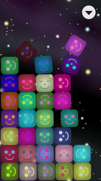 Jelly Cubes - An Outer Space Adventure screenshot three
