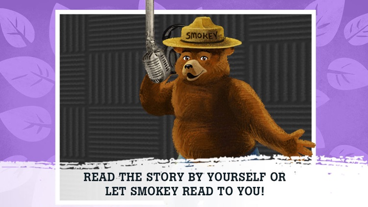 Smokey Bear and the Campfire Kids Book screenshot-3