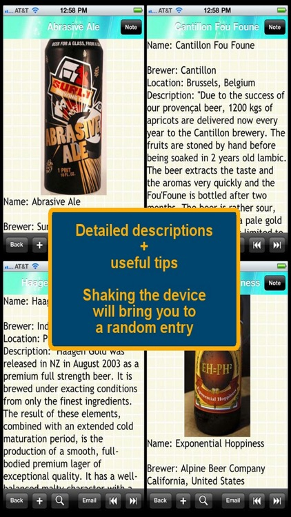 The Beer Bible Plus+ screenshot-0