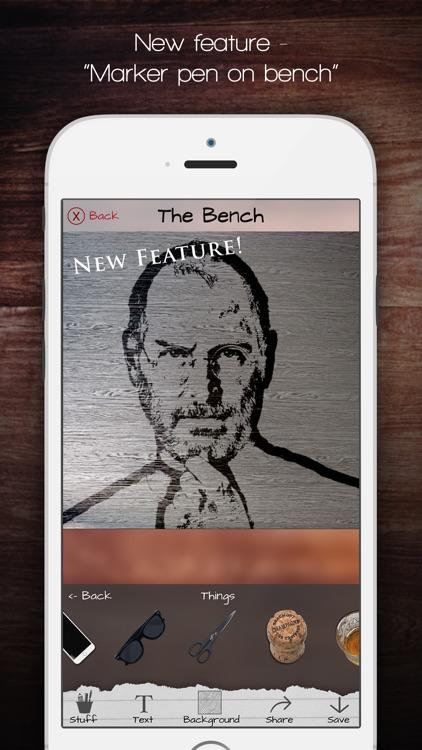 Sketch Bench