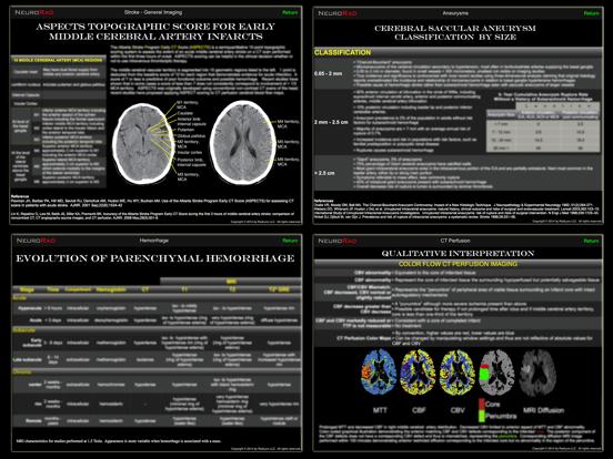 NeuroRad Screenshots