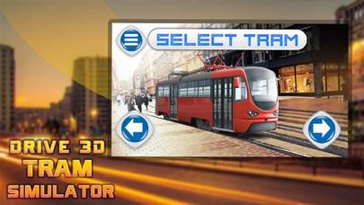 Drive 3D Tram Simulatorのおすすめ画像2