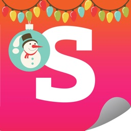 Super Stickies: Christmas