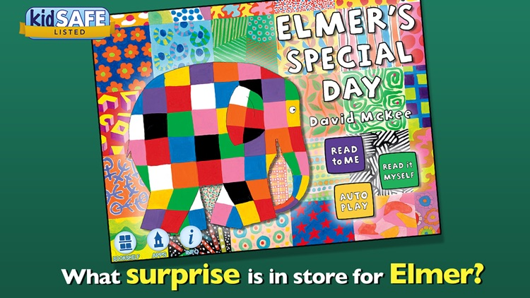 Elmer's Special Day screenshot-0