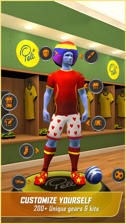 Pelé: Soccer Legend screenshot-4