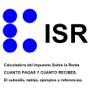Calculadora del ISR