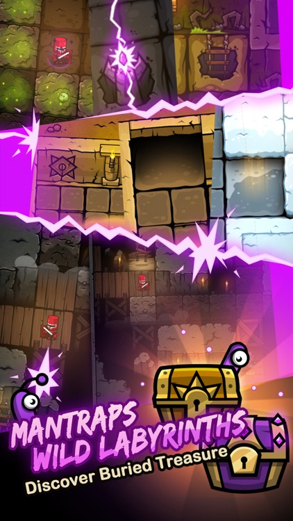 Clash of Dungeon screenshot-2