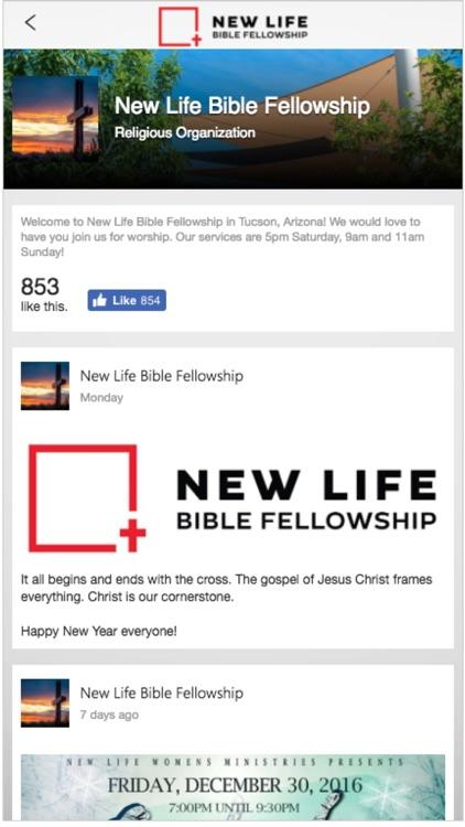 New Life Bible Fellowship