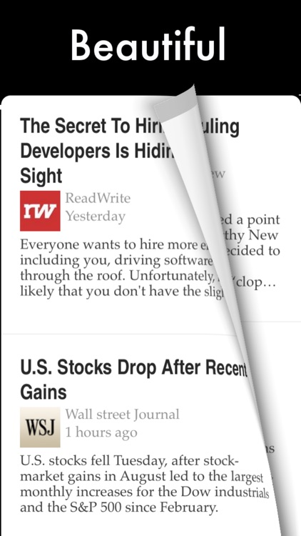 MyNews.is Pro - Intelligent News Reader